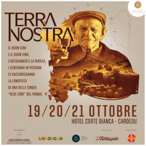 Terra nostra 19-20-21 Ottobre (Hotel Corte Bianca)